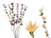 "48 Units of Long Stem 4-Head Flower 61"" L - Artificial Flowers"