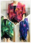24 Units of Womens Fashion Top Mix Color Solar Stystem - Womens Fashion Tops