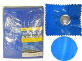 12 Units of Multipurpose Tarp 20ftx30ft Blue - Tarps