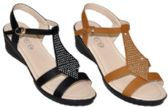 36 Units of Womans Ringtone Sandals - Womens Sandals
