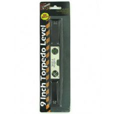 72 Units of 9 Inch torpedo level - TAPE MEASURE / MEASURING AIDS
