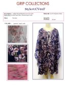 36 Units of Ladies Printed Beach Cover Up Assorted Prints - Women's Cover Ups