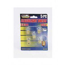 72 Units of Flashlight bulbs - LIGHTBULBS
