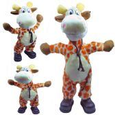 6 Units of Battery Operated Dancing Giraffe