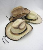 24 Units of Kids Cowboy Hat - Sun Hats