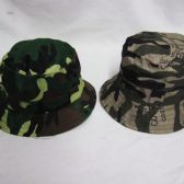 48 Units of Kids Bucket Hat Army - Bucket Hats