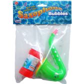 96 Units of 5.5 Inch Saxophone Bubbles