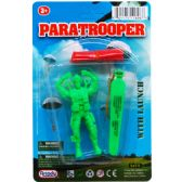 192 Units of Paratrooper With Launcher - Action Figures & Robots