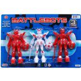 48 Units of 3 Piece Battle Droids - Action Figures & Robots