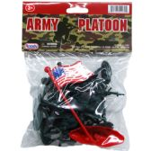 72 Units of 14 Piece Army Figures - Action Figures & Robots