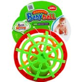 48 Units of 6.5 Inch Baby Ball Rattle - Baby Toys