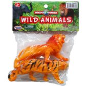 72 Units of Two Piece Wild Animals - Animals & Reptiles