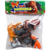 36 Units of Twelve Piece Plastic Farm Animals - Animals & Reptiles