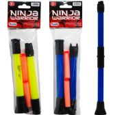 72 Units of Ninja Soft Dart Launcher - DARTS/ARCHERY SETS