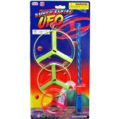 72 Units of Super Flying UFO Launcher - Boy Play Sets