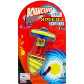 48 Units of Light Up Bouncing Spinning Top - Light Up Toys