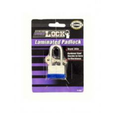 72 Units of 30MM laminated padlock with keys - Padlocks and Combination Locks