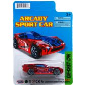 72 Units of Arcady Sport Car