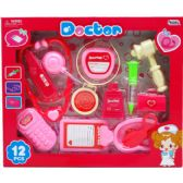 24 Units of DOCTOR PLAY SET - Light Up Toys