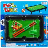 48 Units of Pool Table Play Set