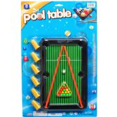 36 Units of Pool Table Play Set