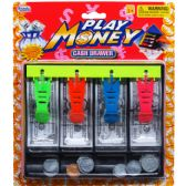72 Units of Playing Money Cash Drawer