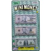 144 Units of 90 COUNT MINI MONEY PLAY SET - Toy Sets