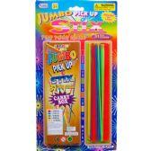 72 Units of 32 Piece Jumbo Pick Up Sticks Play Set - Toy Sets