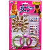 72 Units of 39 Piece Bracelets, Nails Play Set