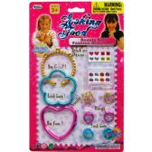 72 Units of 39 Piece Bracelets, Rings Play Set