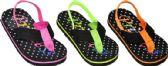 48 Units of GIRLS ASSORTED COLOR FLIP FLOPS - Girls Flip Flops