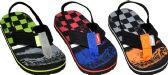 48 Units of BOYS ASSORTED COLOR FLIP FLOP - Boys Flip Flops & Sandals