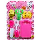 48 Units of 6 Piece Cooking Play Set
