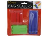 72 Units of Snap Bag Clips - CLIPS/FASTENERS