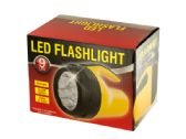 12 Units of Portable LED Flashlight - Flash Lights