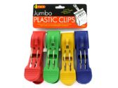 72 Units of Jumbo Plastic Clips - CLIPS/FASTENERS
