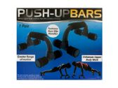 6 Units of Push-Up Exercise Bars - Workout Gear