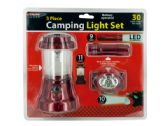12 Units of Camping Light Set