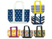 72 Units of Colorful Beach Tote Bag
