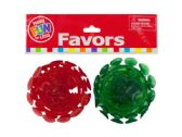 72 Units of Holiday Suction Darts Party Favors - Party Favors