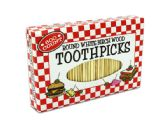 72 Units of Round Toothpicks - Toothpicks