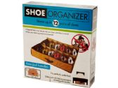 24 Units of Under Bed Shoe Organizer