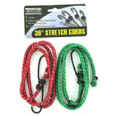 72 Units of Stretch cord set - Bungee Cords
