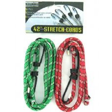 72 Units of Stretch cord value pack - Bungee Cords