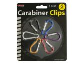 60 Units of Carabiner Clips Set - CLIPS/FASTENERS