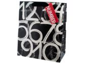 120 Units of Birthday Numbers Large Gift Bag