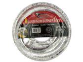 72 Units of Disposable Aluminum Burner Bibs Set - Aluminum Pans