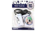 120 Units of Pocket Blaster Noise Maker Set - Novelty Toys