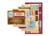 108 Units of Family Scrapbooking Stickers