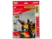120 Units of Transformers Pop-Outz Hang Ups Activity Set - Activity Books